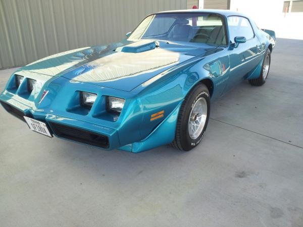 Showcase cover image for 1979 Trans Am