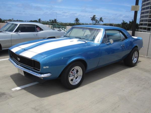 Showcase cover image for Hawaii SS's 1967 Chevy Camaro RS/SS
