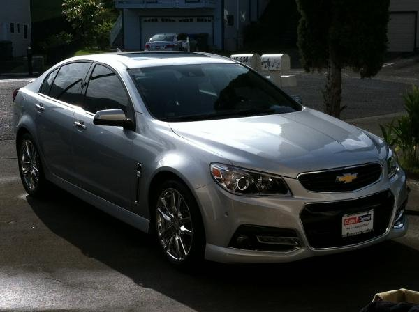 Showcase cover image for Hawaii SS's 2014 Chevy SS