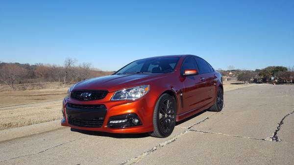 Showcase cover image for Jorsh's 2015 Chevy SS