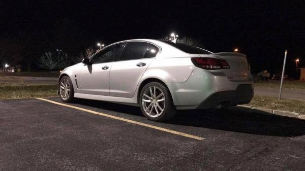 Showcase cover image for jragsdale23's 2014 Chevrolet SS