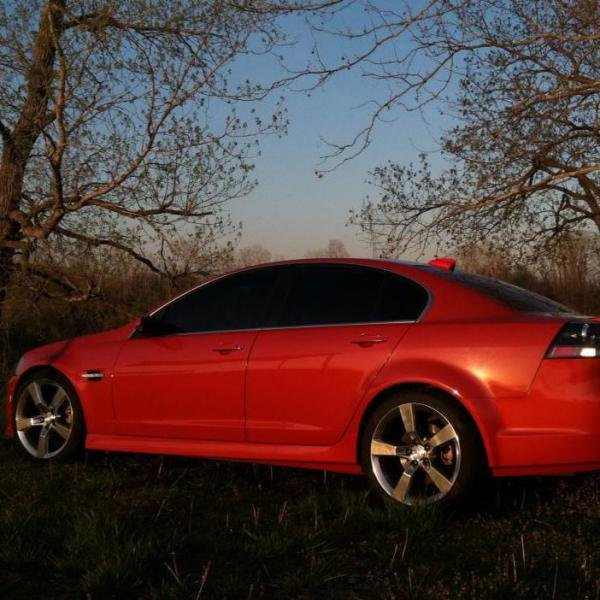 Showcase cover image for Longhorns918's 2008 Pontiac G8 GT