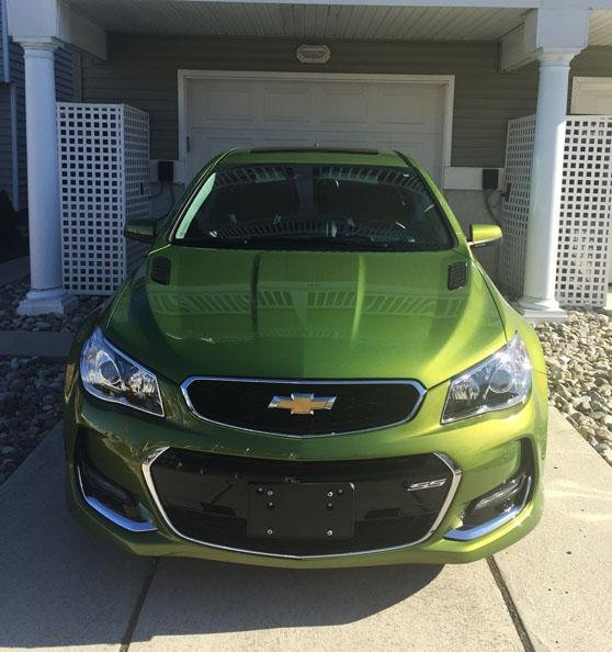 Showcase cover image for LS3_ED's 2016 Chevrolet SS