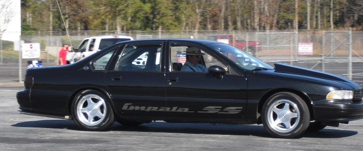 1996 chevy impala SS? | Chevy SS Forum