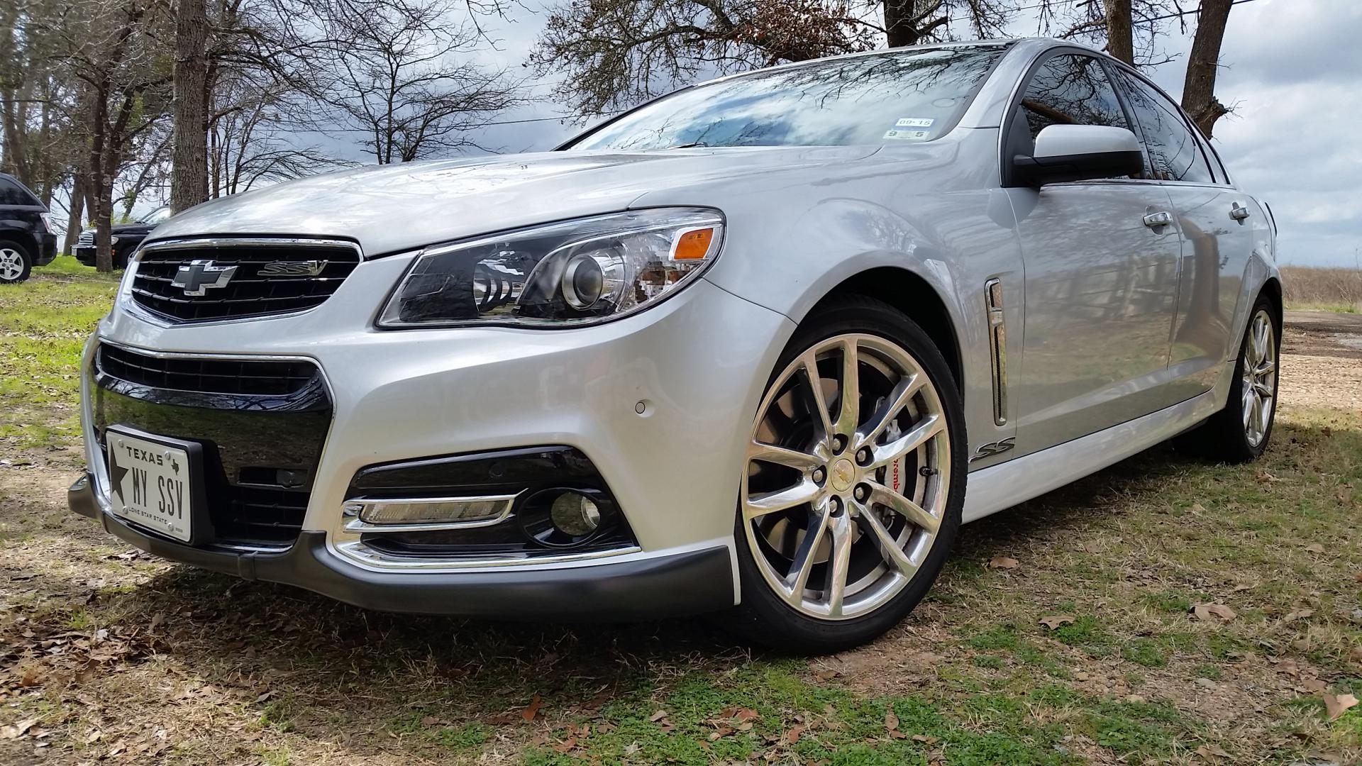 no holes front plate install diy page 3 chevy ss forum